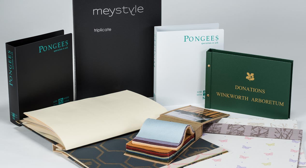 TEXTILE DISPLAY, SAMPLES AND COVERS